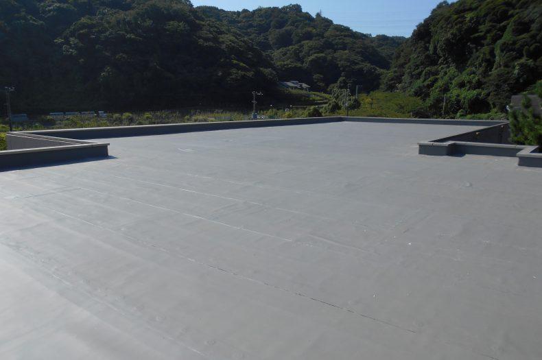 国土技術政策総合研究所(第二庁舎)屋上防水工事