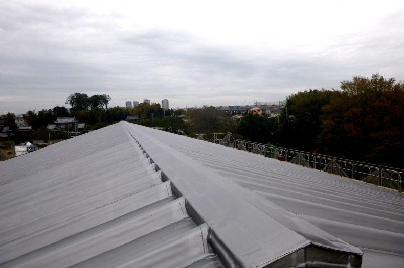 高田小学校屋内運動場長寿命化改良工事