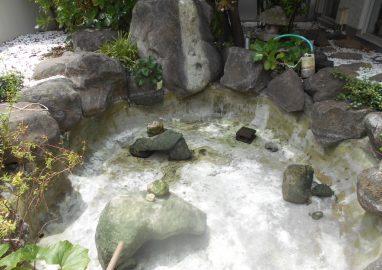 中野リハイム池防水工事