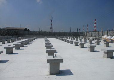 K工場新規防水工事